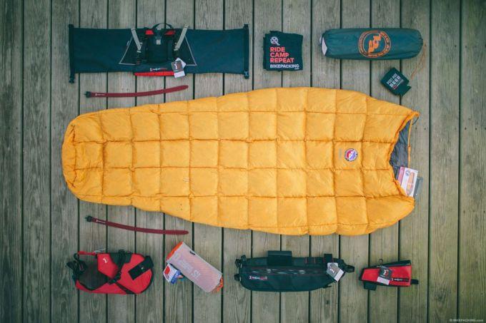 dimensions of big agnes sleeping bag