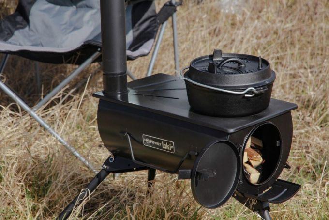 tent heater stove