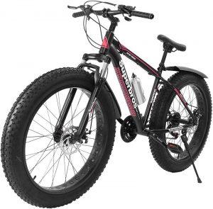 homextra fat tire mountain bike