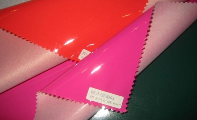 PU Stretch fabric for waterproof rainwear/jacket
