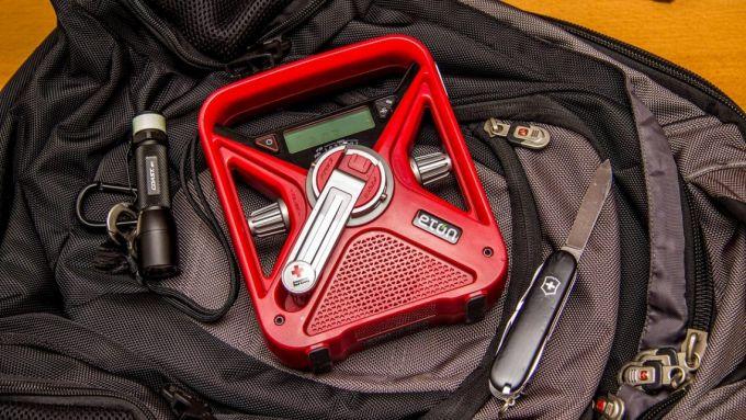 small emergency radio