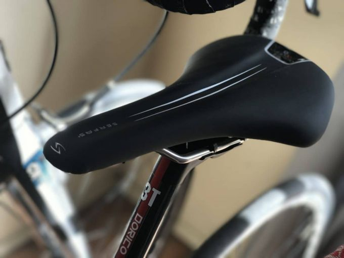 road bike comfort saddle