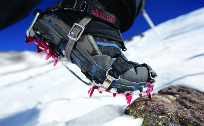 snowshoes for mountain terrain
