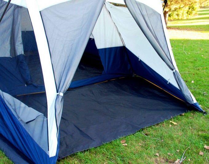 tent footprint versus tarp