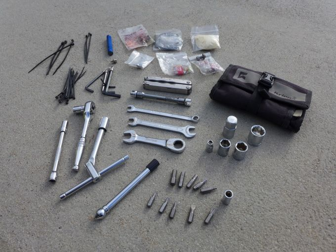 tools in bike tool kits