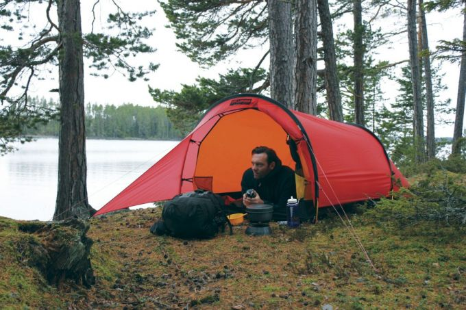 two person hilleberg tent