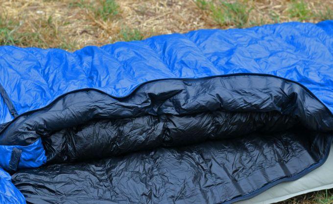 water resistant sleeping bag