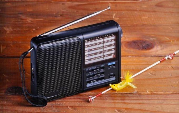 black weather radio
