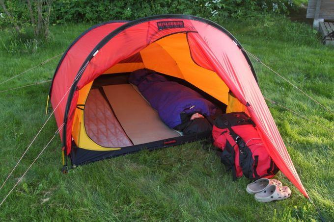 weather resistant hilleberg tent