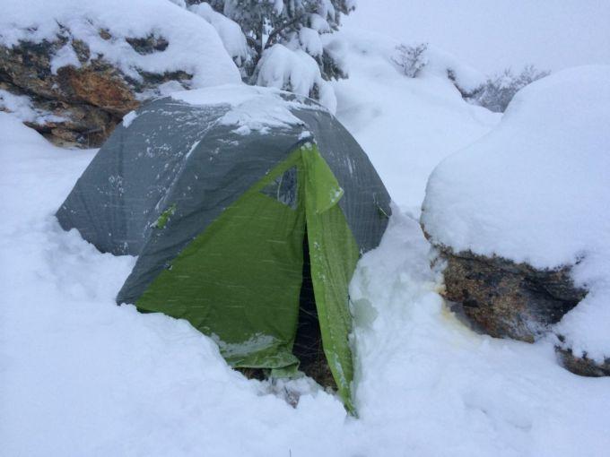 Kelty TN 2 weather resistance