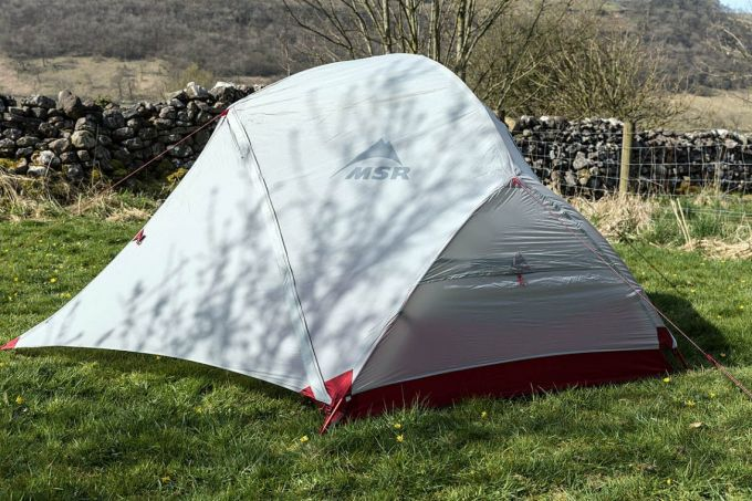 MSR Hubba Hubba NX Tent overview