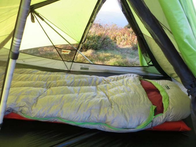NEMO Nocturne Sleeping Bag comfort