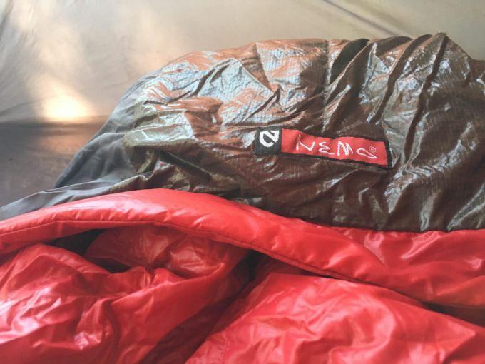 NEMO Nocturne Sleeping Bag warmth