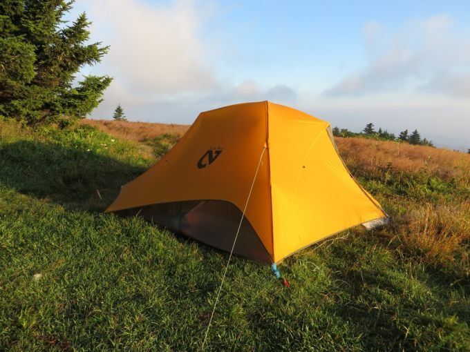 Nemo Blaze 2P Tent design