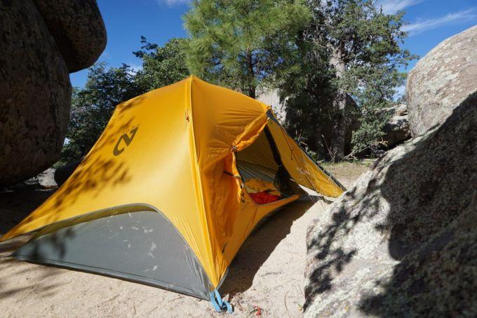 Nemo Blaze 2P Tent review