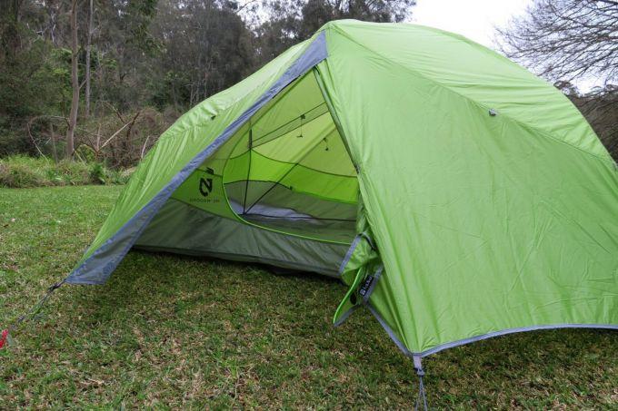 Nemo Hornet 2 Person Tent comfort