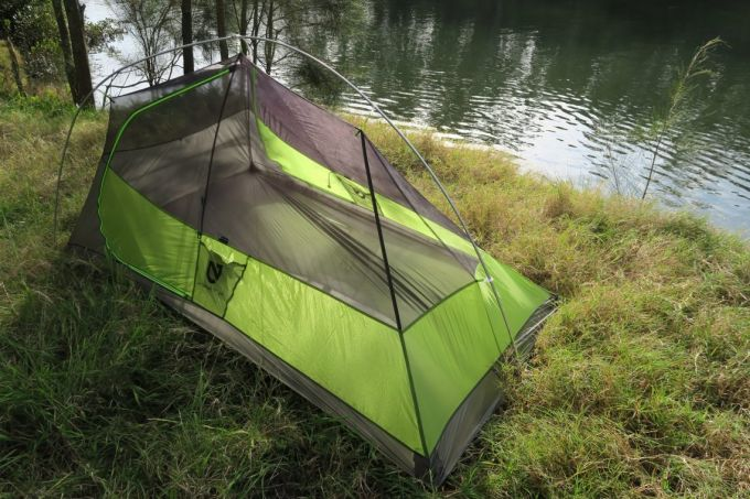 Nemo Hornet 2 Person Tent design