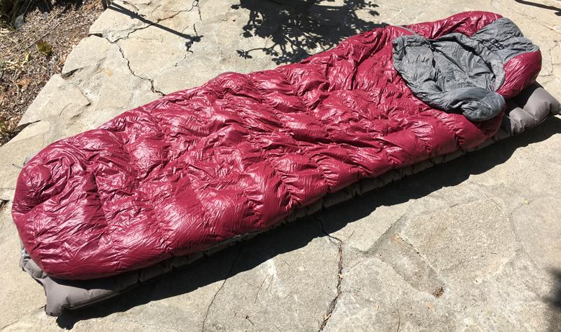 Nemo Rhumba Women's Sleeping Bag design