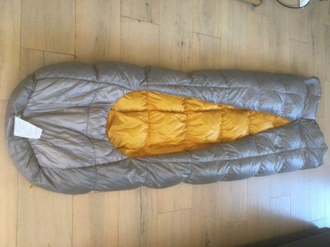Nemo Siren Down Sleeping Bag design