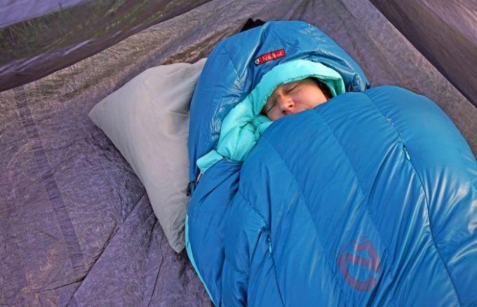 Nemo Women's Aria Hybrid insulation