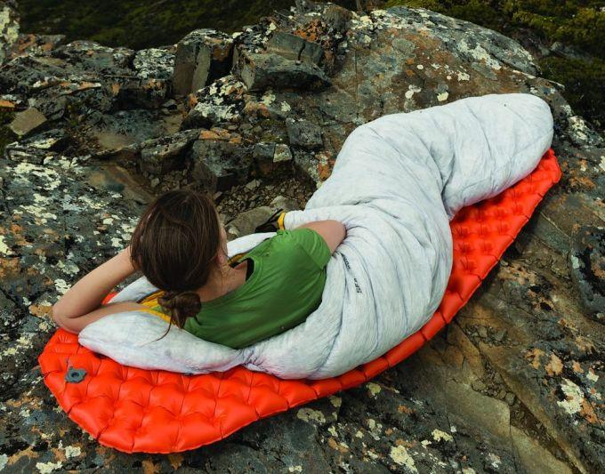 Sea To Summit Ultralight Mat comfortability
