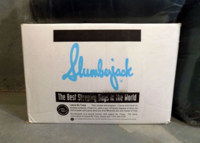 Slumberjack Squire 0 pack