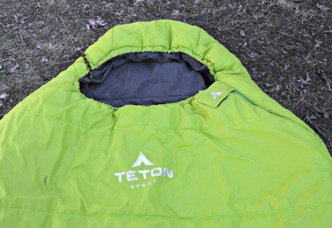 TETON Sports LEEF design