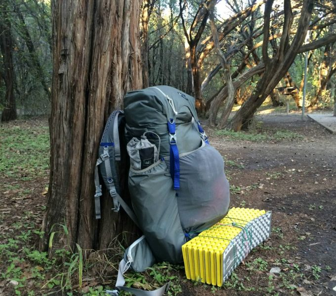 Therm-a-rest Z Lite Sol pack