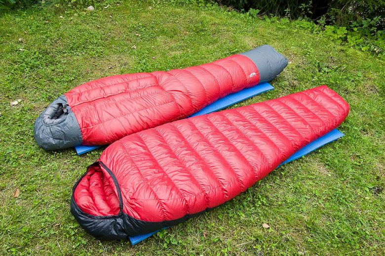 Western Mountaineering Apache GWS Sleeping Bag
