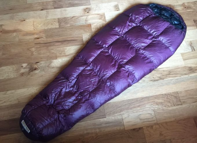 Western Mountaineering HighLite Design