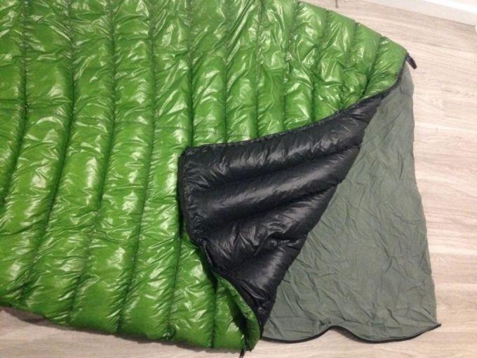 Western Mountaineering Mitylite comfortability
