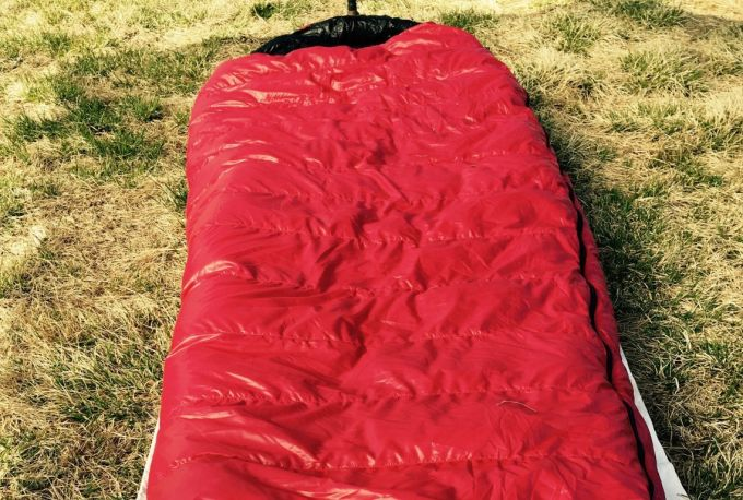 Western Mountaineering Sycamore MF Sleeping Bag