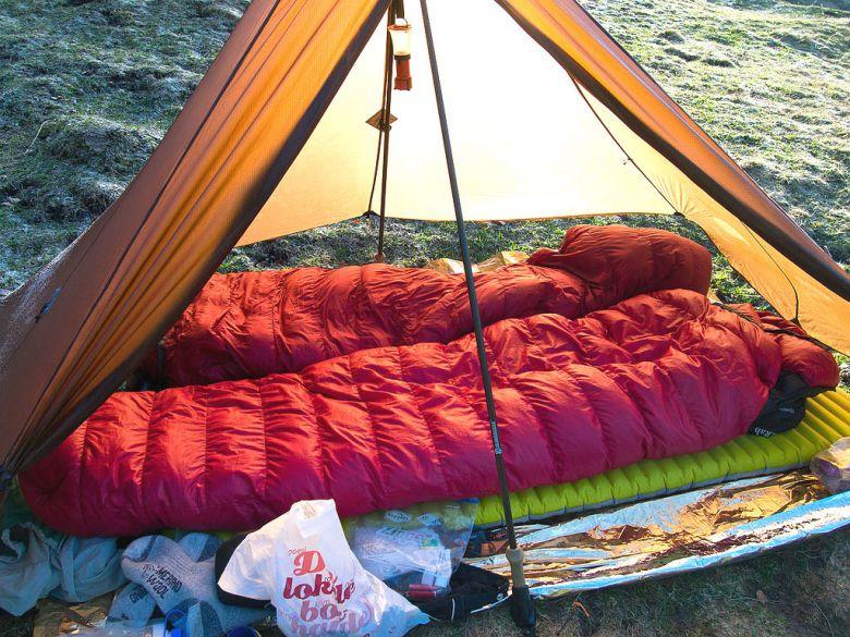 Western Mountaineering Sycamore MF Sleeping Bag