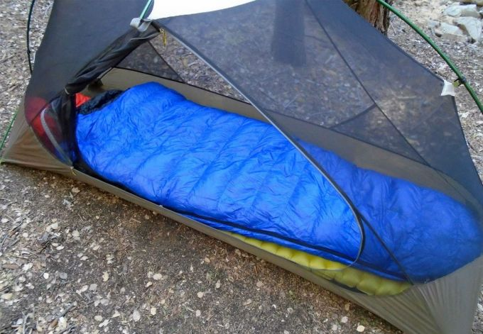 Western Mountaineering UltraLite review