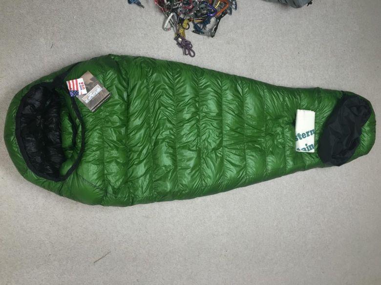 Western Mountaineering VersaLite Sleeping Bag