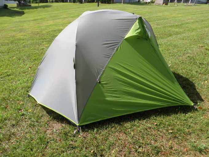 the kelty TN 2 person tent