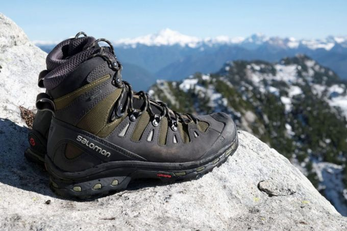 Midsole Waterproof Hiking Shoes
