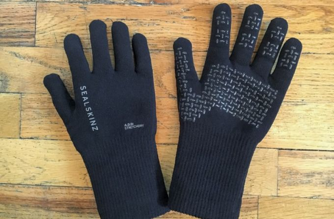 Image showing SealSkinz Ultra Grip Gloves