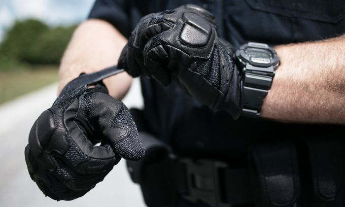 comfort tactical glove