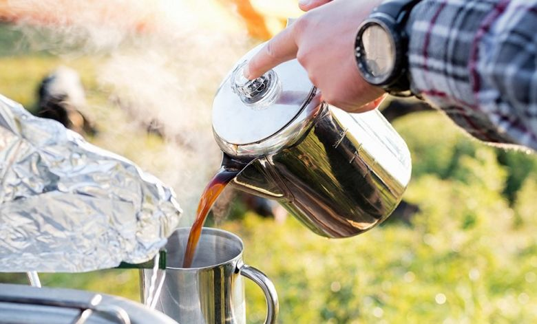 Camping Coffee Pots