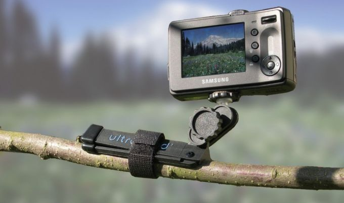 Light weight Backpacking Tripod