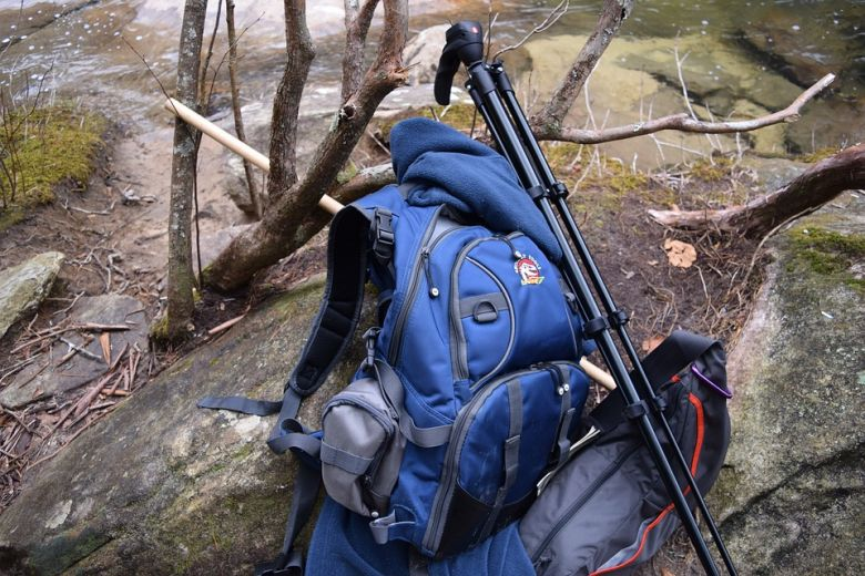 Backpacking Tripod featured