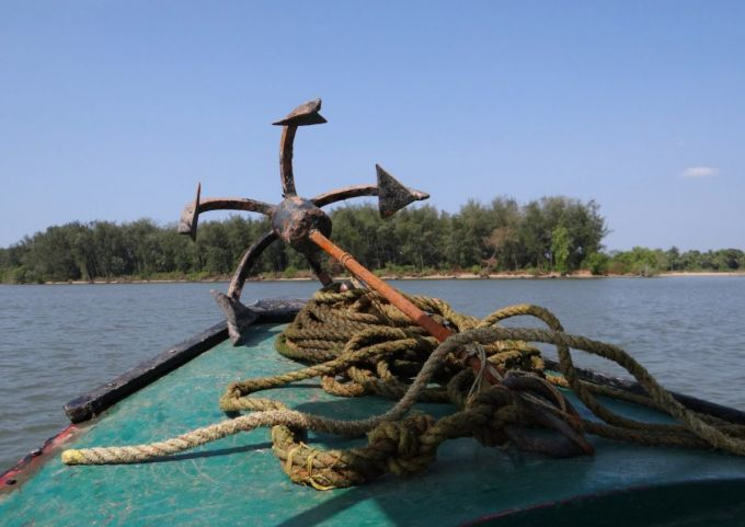 Anchor and Line