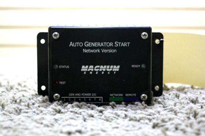 Automatic Generator Start