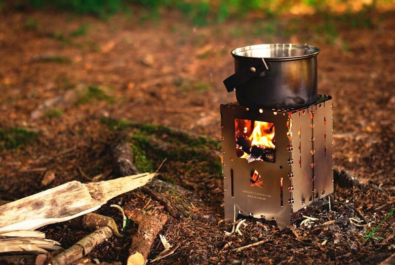Camp Stove Recipes