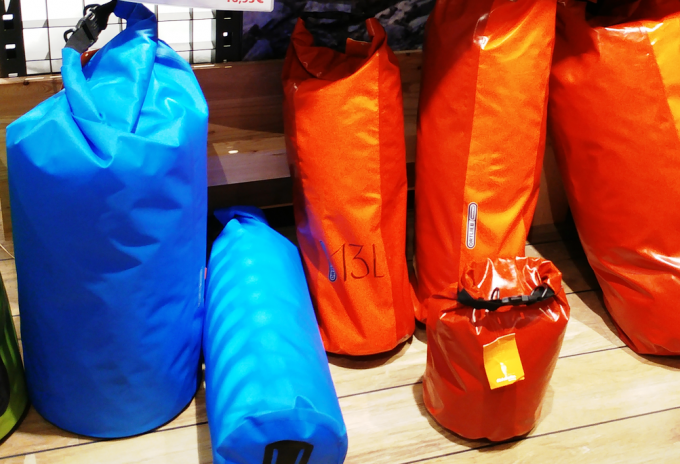 Choose your Dry Bag