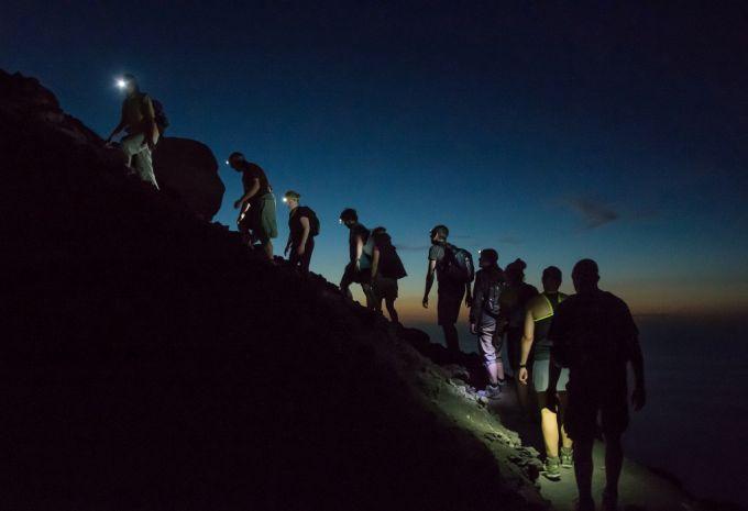 Night Hiking Lights