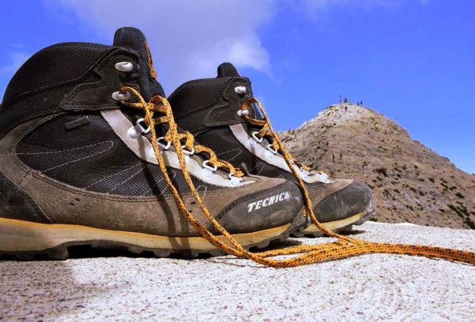 Shoes for Night Hiking