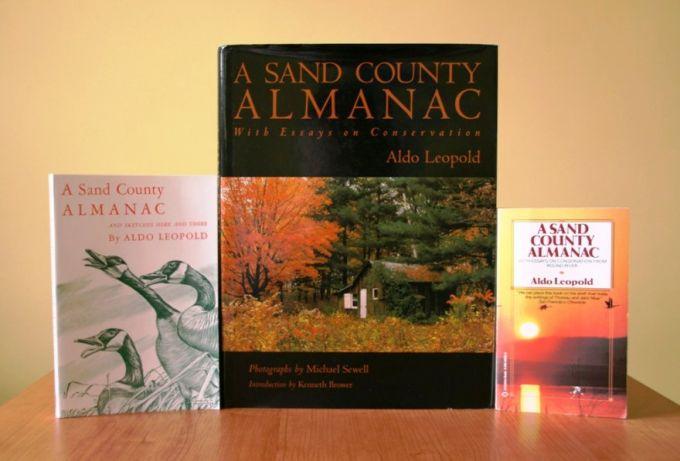 A Sand County Almanac – Aldo Leopold