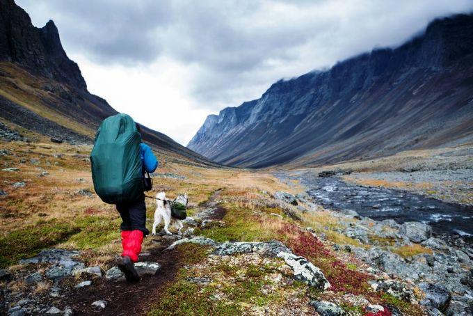 Backpack Rain Protection